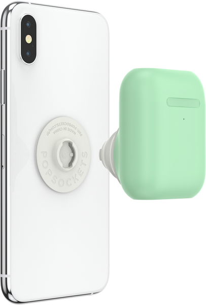 PopSockets AirPod holder Neo Mint