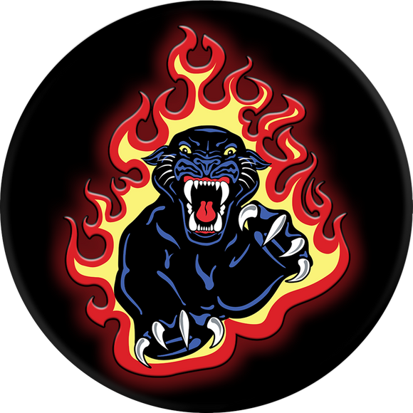PopSockets Panther Flames