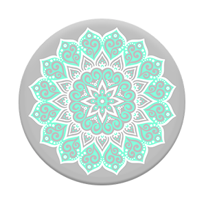 PopSockets Mandala Grey