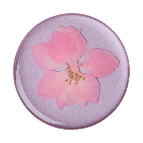 NYHET 🔄 PopSockets - Press Flower Delp. POPGRIP
