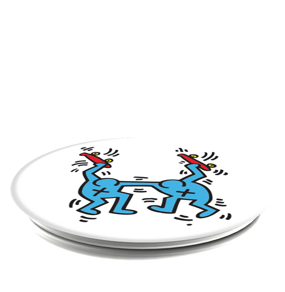 PopSockets Bros - Keith Haring