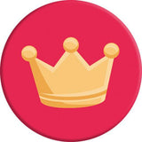 PopSockets musical.ly Crown Red