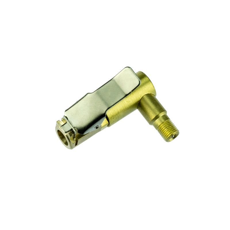 Clip-on 90 Degree Valve Extension