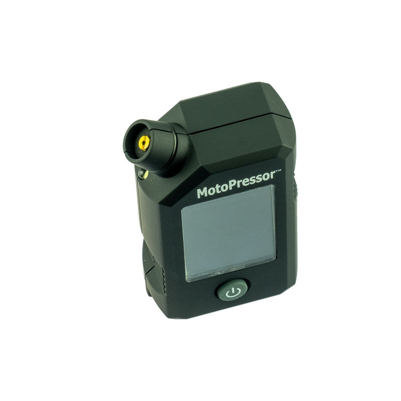 MotoPressor Digital Tyre Pressure and Depth Gauge