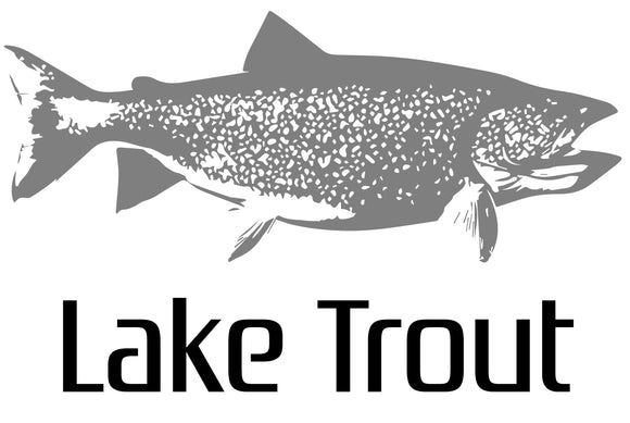 Lake Trout Carbon Blank