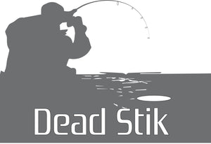 Dead stick ice rod
