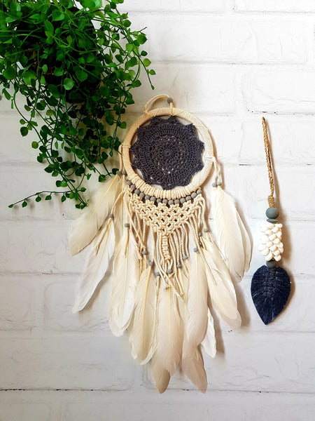 Dream Catcher Grey