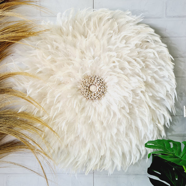 70cm Soft Natural White Juju