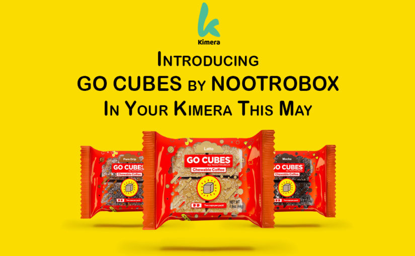 Kimera brings you GO CUBES