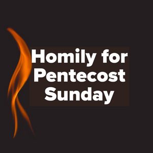 Homily for Pentecost Sunday