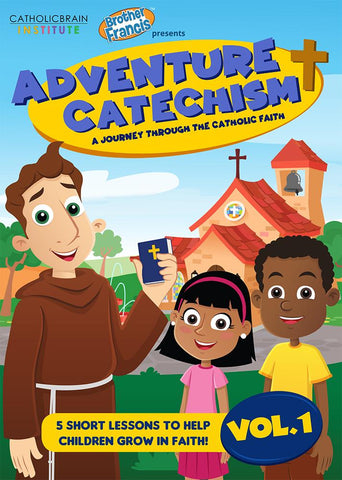 Adventure Catechism Volume 1 DVD