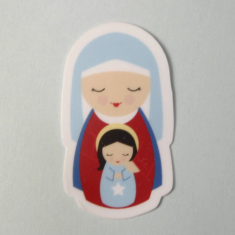 St. Anne Sticker