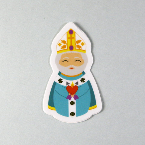 St. Augustine Sticker