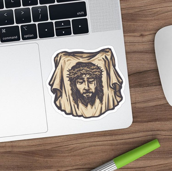 Holy Face of Jesus Sticker