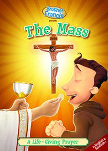 """The Mass"" with Brother Francis DVD"