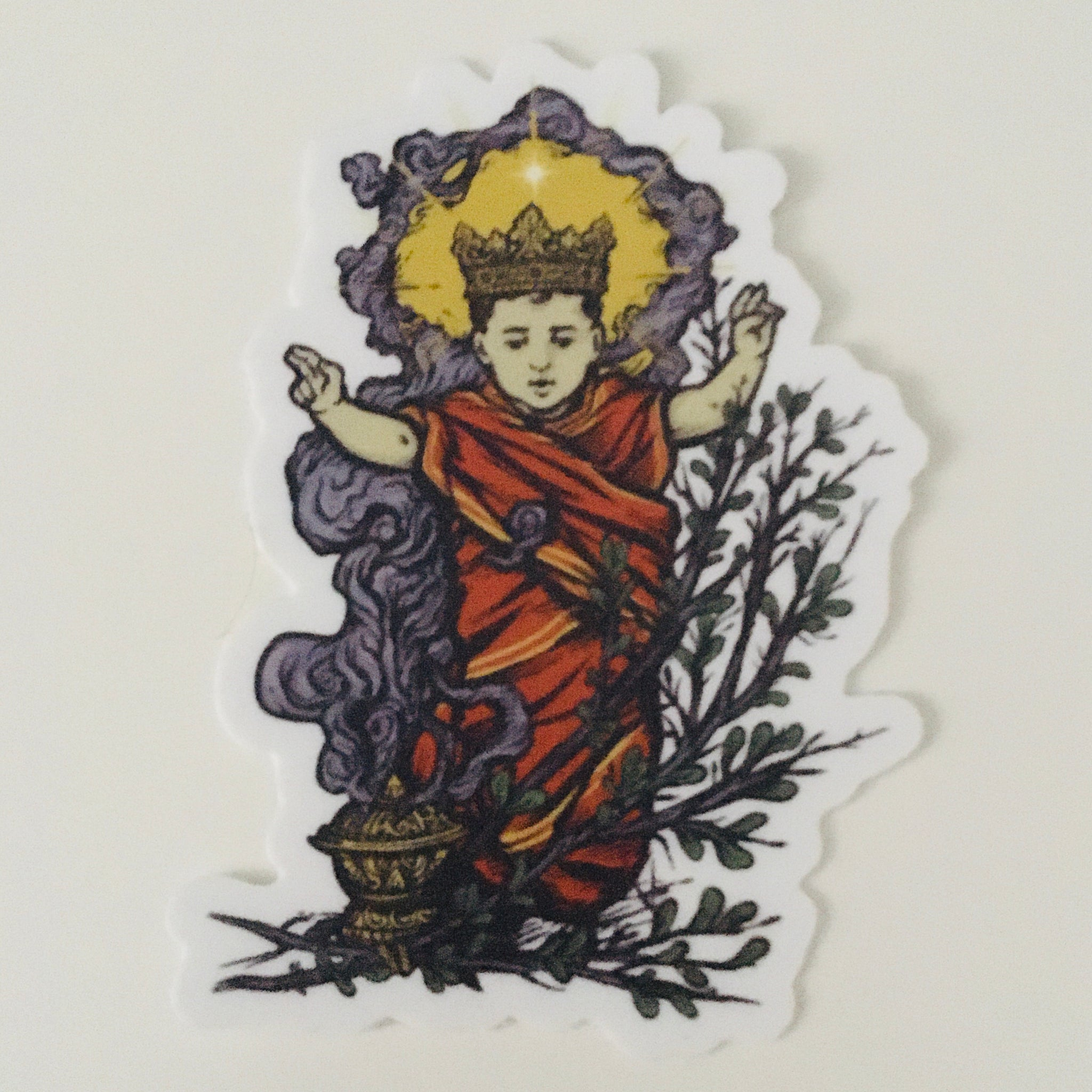 Christ Child Sticker