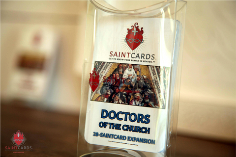SaintCards: Doctors of the Church Expansion
