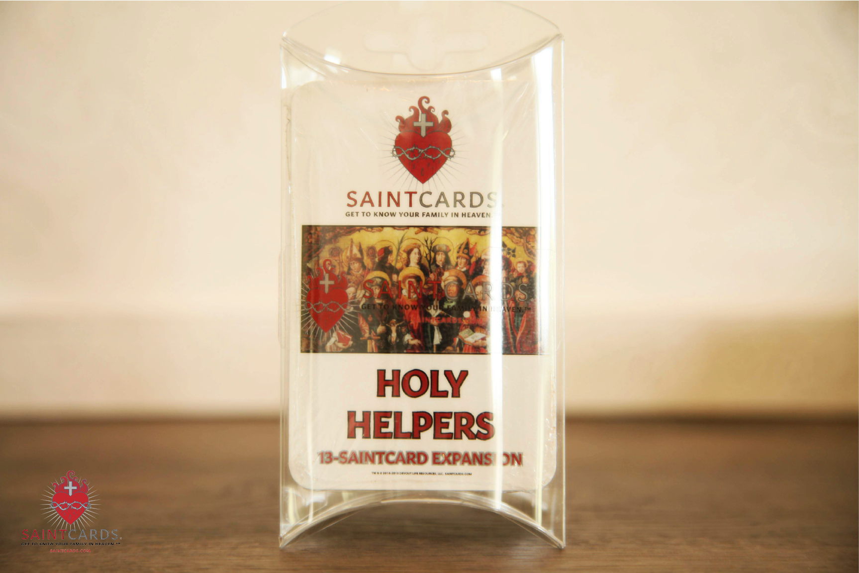 SaintCards: Holy Helpers' Expansion