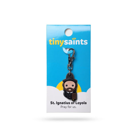 St. Ignatius of Loyola Tiny Saint