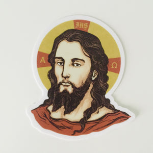 Our Lord Jesus Sticker