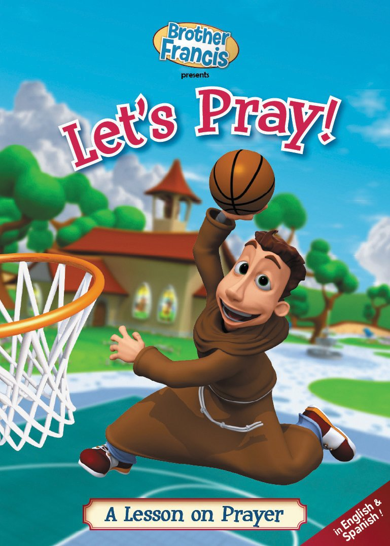 """Let's Pray!"" with Brother Francis DVD"