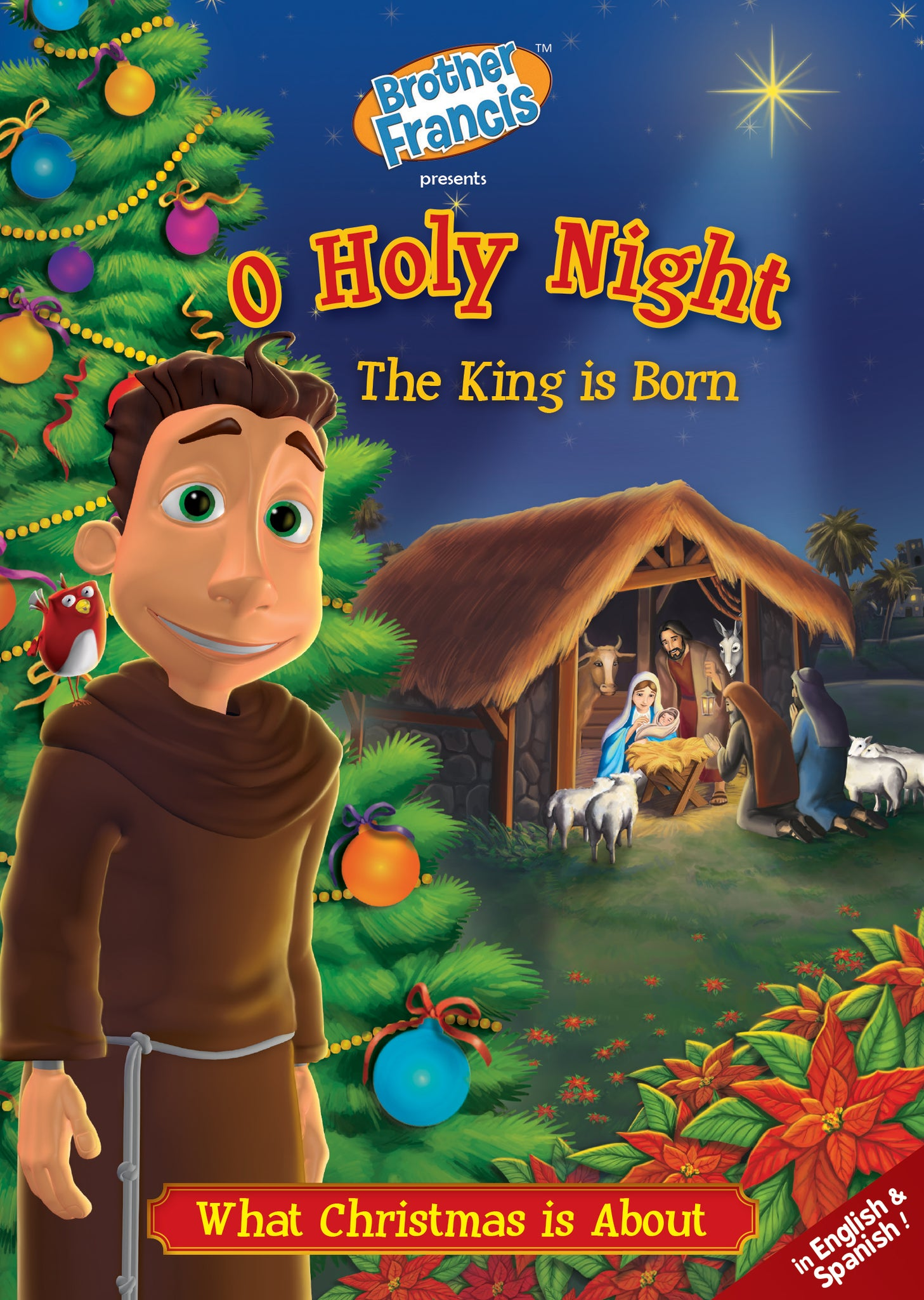 O Holy Night: The King is Born