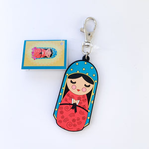 Our Lady of Guadalupe Charm
