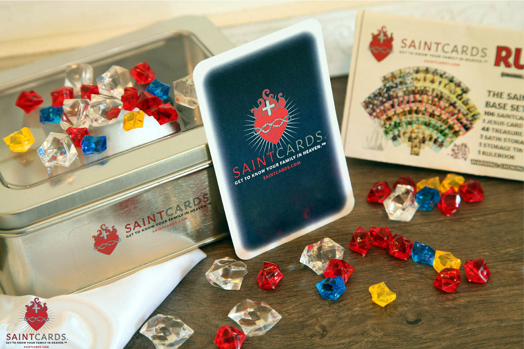 SaintCards: Base Set