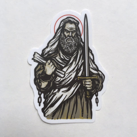 Saint Paul Sticker