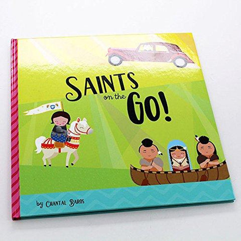 Saints On The Go!