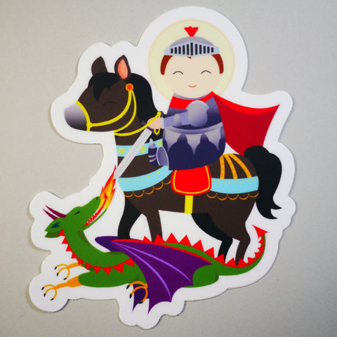St. George Sticker