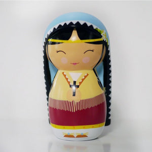 St. Kateri Shining Light Doll