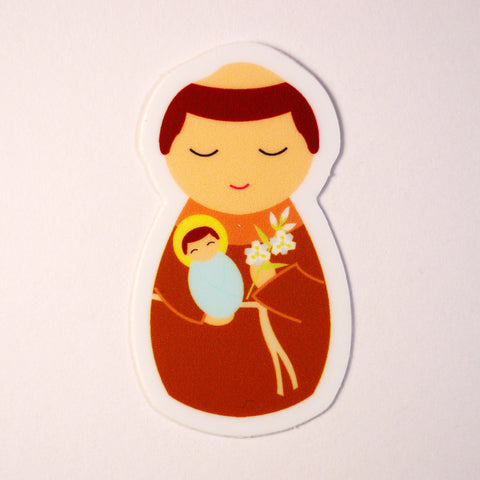 St. Anthony Sticker