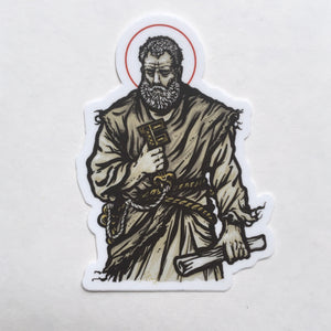 Saint Peter Sticker