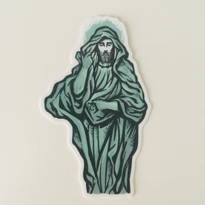 Transfiguration Sticker