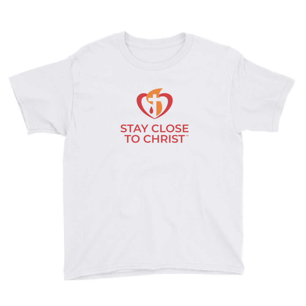Youth T-Shirt With Logo
