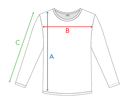 long sleeve submittion