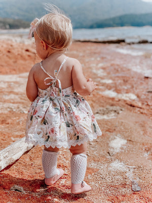 Marlie-Jae Skirted Romper