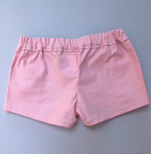 Harriett Ruffle Shorties