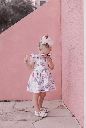 Harlow Pinny Dress