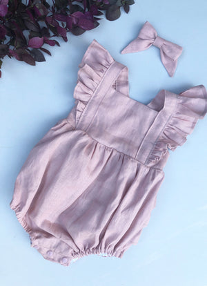 Madison Ruffle Bum Romper