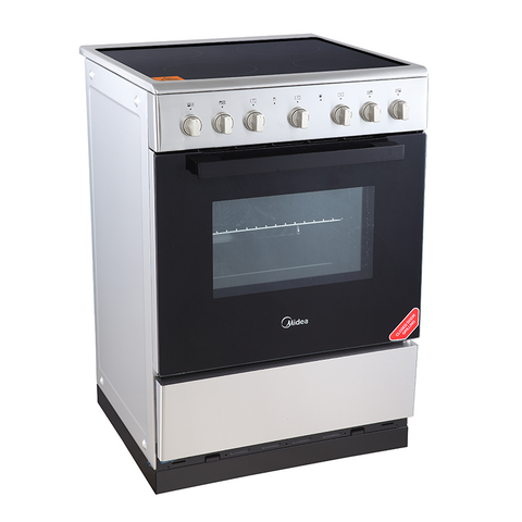 60cm Ceramic Freestanding Cooker