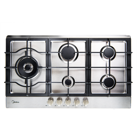 90cm 5 Burners Gas Cooktop