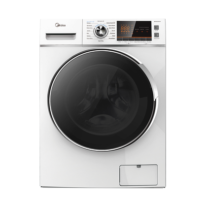 Midea 10kg/7kg Front Load Washer / Condenser Dryer Combo
