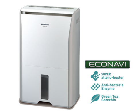 Panasonic 27L Dehumidifier