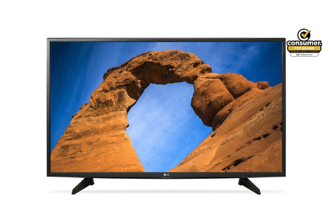 "43"" IPS Full HD TV , 1920X1080 , 2018 Model"