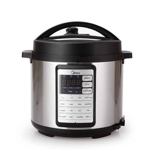 6L Multi Function Pressure Cooker