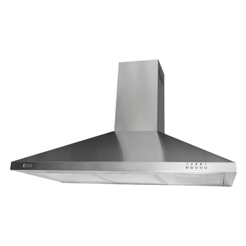 900mm Styleline Canopy, Stainless Steel, LED