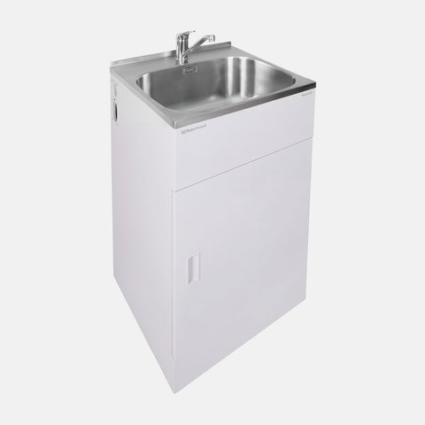 56cm Standard-Sized Tub with Storage Cupboard