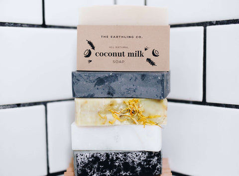 earthling co soap bars